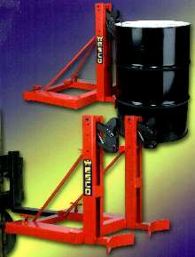 Drum Grabs offer automatic grip lock.