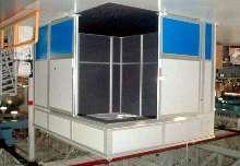 Custom Enclosures protect industrial equipment.