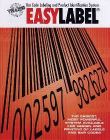 Label Printing Software features EAN/UCC-128 wizard.