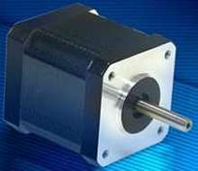 Stepping Motor can hold torque up to 83 oz-in.