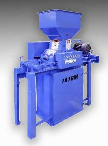 Roll Mills offer fine milling with tightly controlled output.