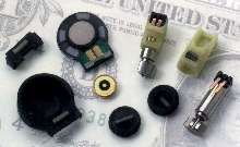Solderless Component Assemblies suit portable device OEMs.