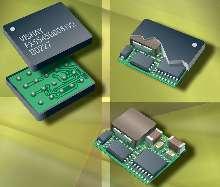 Integrated Converter handles output voltages of 0.8-1.2 V.