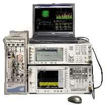 Vector Spectrum Analyzer offers 80 MHz analysis bandwidth.