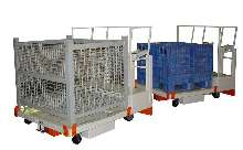 Powered Transports suit forklift-free operations.