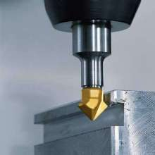 Tooling System increases plunging and copy milling capability.