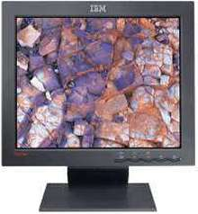 LCD Monitor supports VESA video signal timings.
