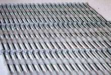 Galvanized Nails feature corrosion resistance.