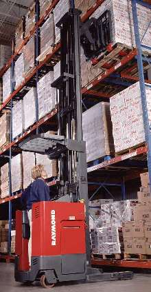 Forklift Trucks offer AC-powered traction.