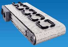 Modular Belt Conveyors are offered with 30+ belt styles.