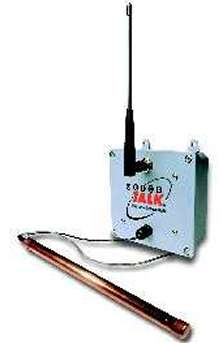 Wireless Vehicle Detection System offers 24' detection zone.