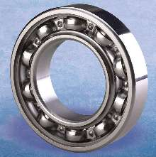 Ball Bearings protect against corrosion and contaminants.