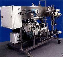 Process Metering Pumps suit CO2 wafer cleaning applications.