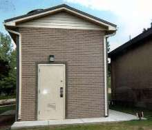 Custom Buildings are available for various applications.