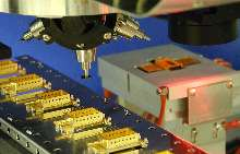 Die Bonder suits semiconductor/electronic packaging markets.