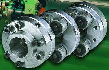 Couplings connect parallel offset shafts.
