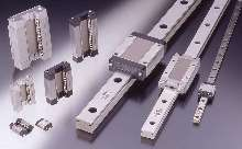 Miniature Slide Guides are offered in 2 types.
