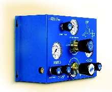 Regulator System provides uninterrupted flow of gases.
