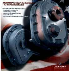 Speed Reducers offer increased torque ratings.