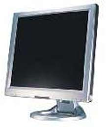 LCD Monitor/TV offers multimedia capabilities.