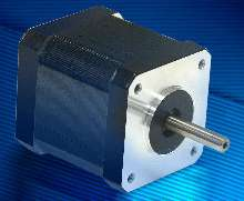 Step Motors offer holding torques from 45-83 oz-in.