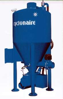Pneumatic Conveyors handle high-capacity jobs.