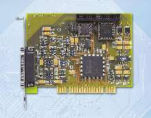 Data Acquisition Boards are based on 32-bit PCI architecture.