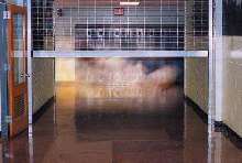 Emergency Response Grille provides safety in public buildings.