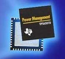 Integrated Circuit suits single-cell Lithium-Ion systems.