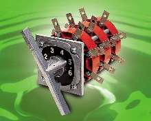 Tap Switches can be configured for manual or motor operation.