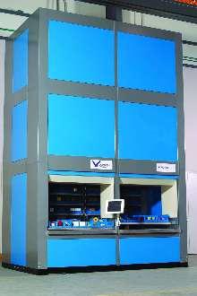 Vertical Storage Unit has multiple fulfillment technologies.