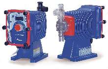 Metering Pumps withstand harsh environments.
