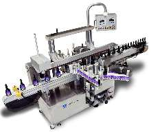 Inline Labeling System is PLC-controlled.