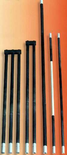 Heating Element has uniform heating characteristics.