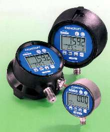 Digital Gauges offer choice of one or two SPDT switches.