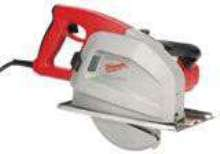 Curcular Saw uses cold cutting technology.