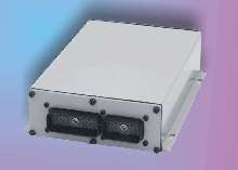 I/O Module handles communications to high-power components.