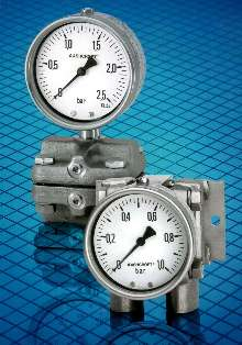 Differential Pressure Gauges handle harsh environments.