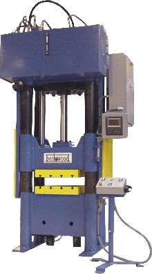 Hydraulic Press offers 24 in. stroke.