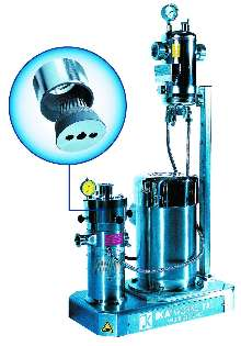 Conical Mill provides fine particle size reduction.