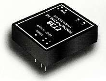 DC/DC Converters feature isolated outputs.