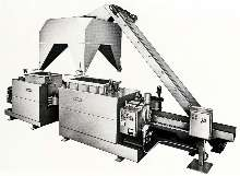 Material Handling System is suited for finishing applications.