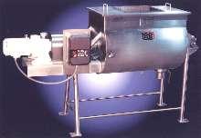 Horizontal Blenders suit integral pressure or vacuum use.