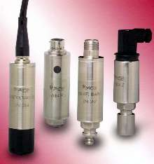 Transducers/Transmitters feature all-welded construction.