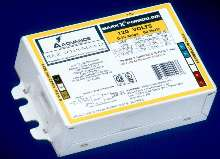 Dimming Ballast is designed for 18 W CFL operation.