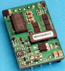 Quarter Brick DC/DC Converters have 100 W max output.