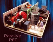 Switch-Mode Power Supply offers 1U form factor.