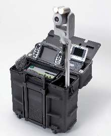 Digital Inspection System offers remote operation.