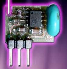 Integrated Circuit acts as replacement for RF receivers.