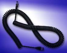 Interconnect Cable is flame retardant.